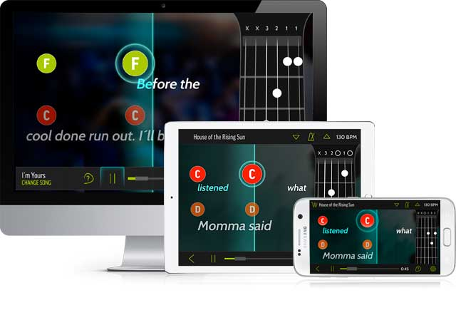 FourChords Karaoke App