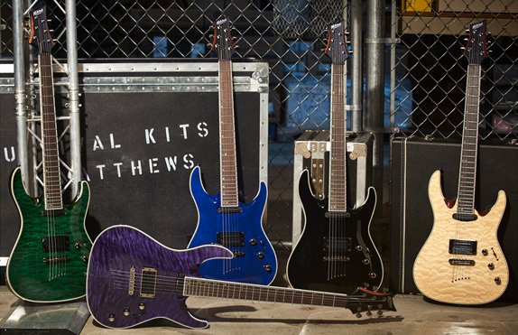 Mitchel Electric Guitars