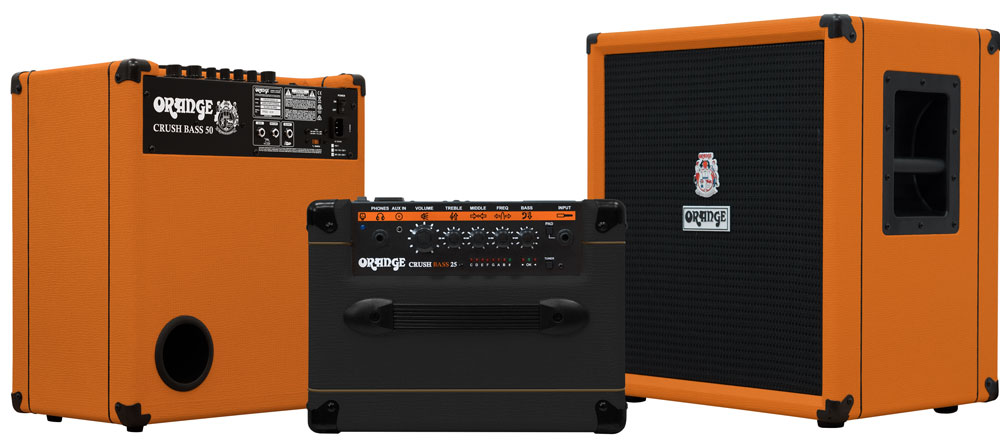 Crush Bass Combo 50