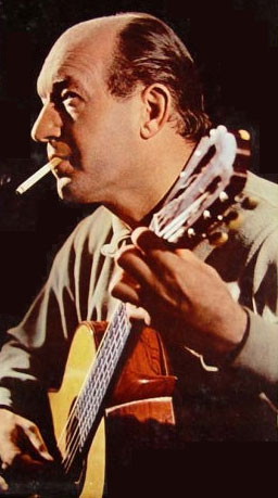Charlie Byrd - American Classical and Jazz Guitarist