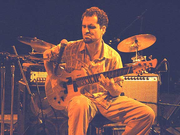Charlie Hunter - American rock, fusion and jazz guitarist