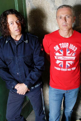 Tears for Fears - Orzabal & Curt Smith