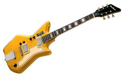 Eastwood Guitars - Airline 59 Custom Gold